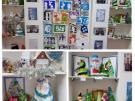 Поделки для новогодней выставки